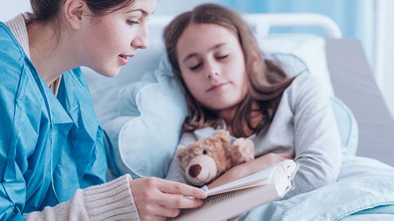 La Scelta di leggere in ospedale