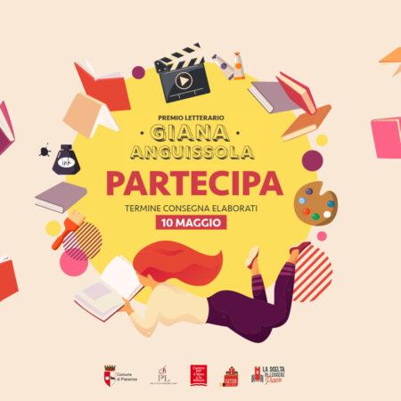 Premio Letterario Giana Anguissola: Scuole secondarie di secondo grado