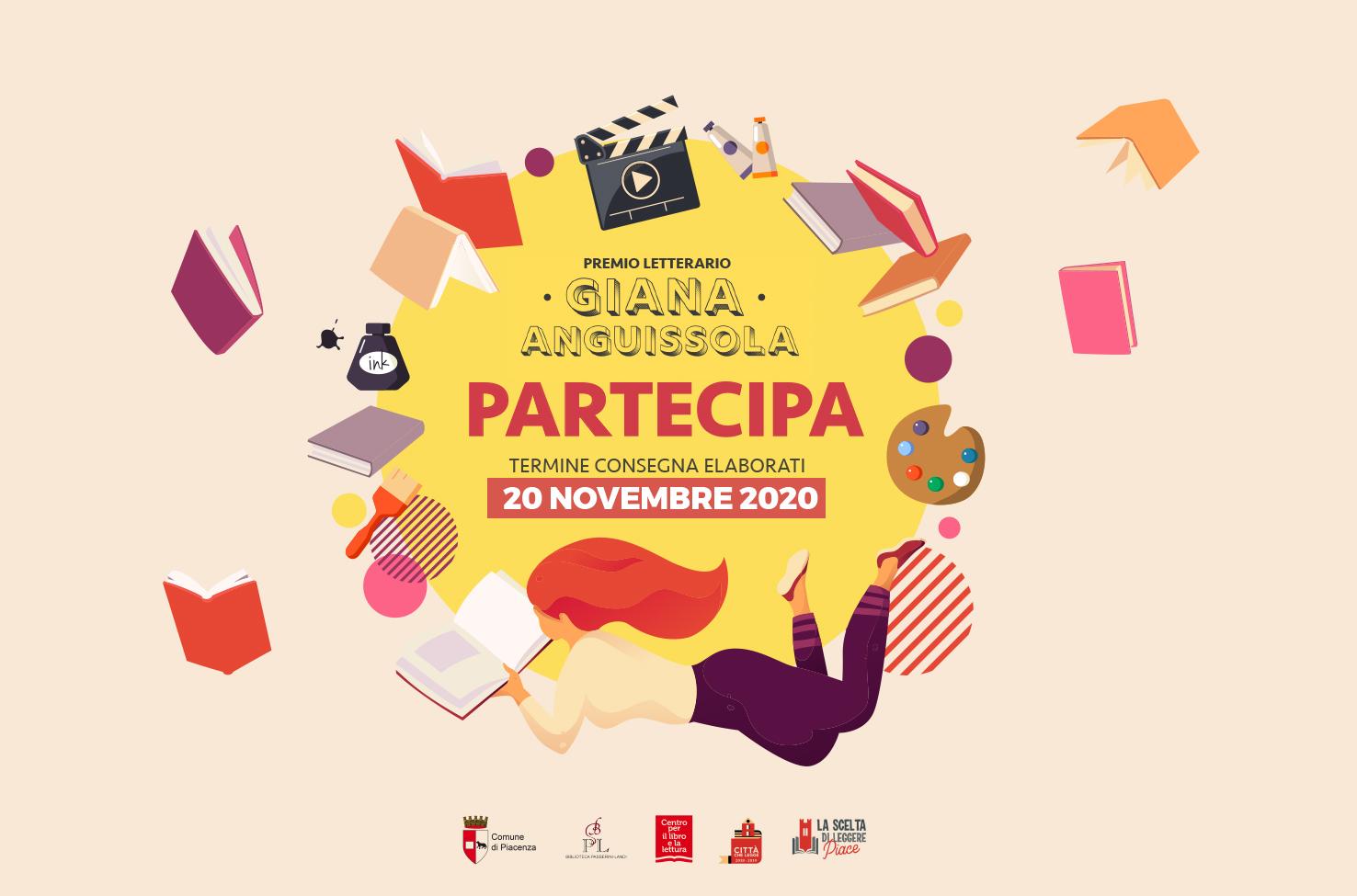 Premio Letterario Giana Anguissola: Scuole Secondarie di Primo Grado